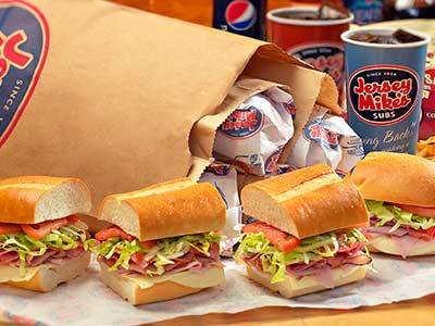 Jersey Mike`s Subs