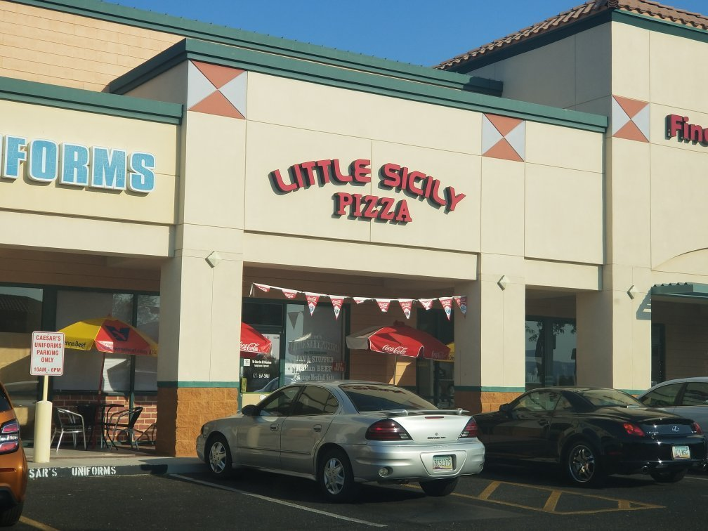 Little Sicily Pizzeria & Restaurant