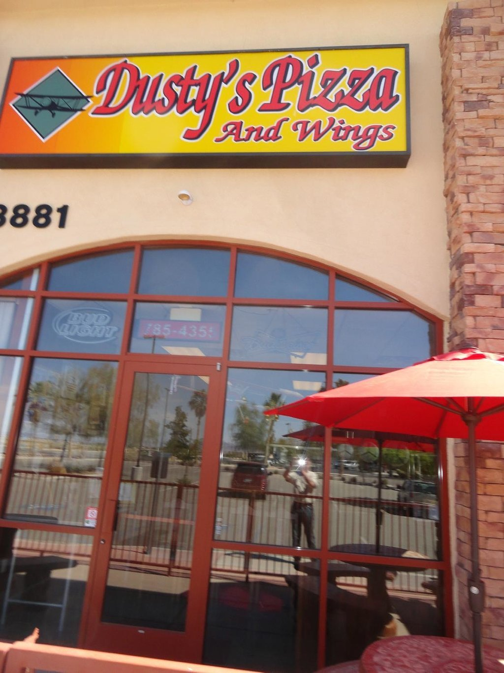 Dusty`s Pizza and Wings